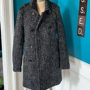 Forever 21 dress coat
